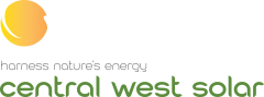 Logo - Central West Solar