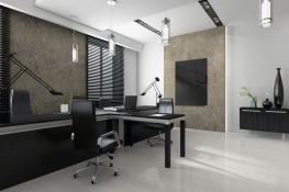 black-glass-panel
